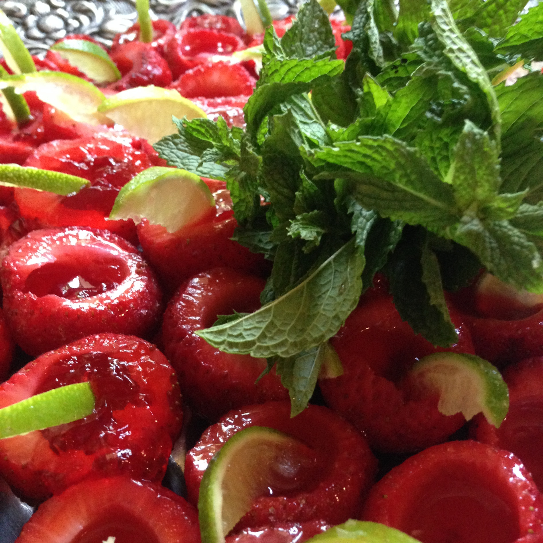 fresh fruit catering set up mccall idaho