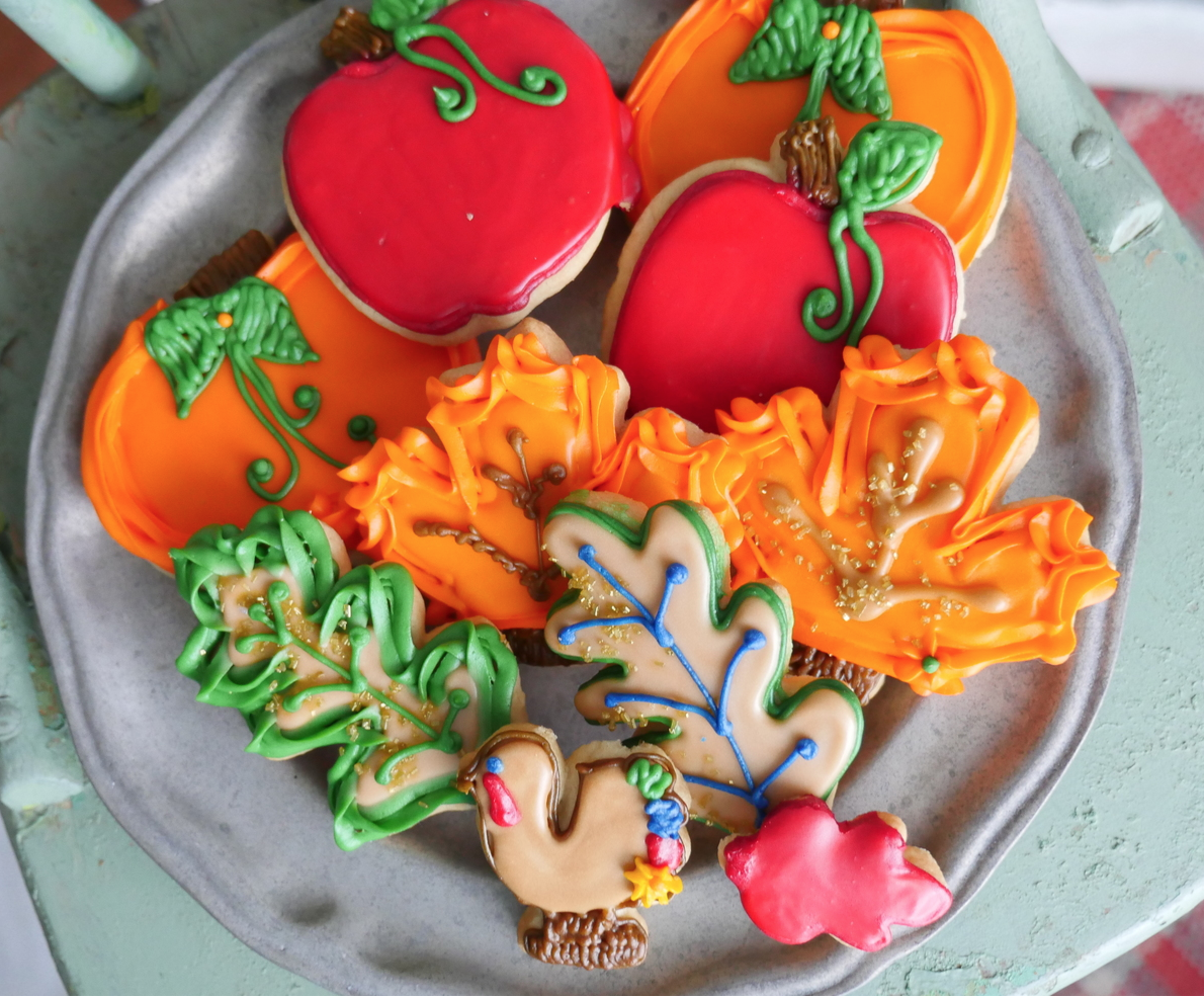 Country Charm Cookies