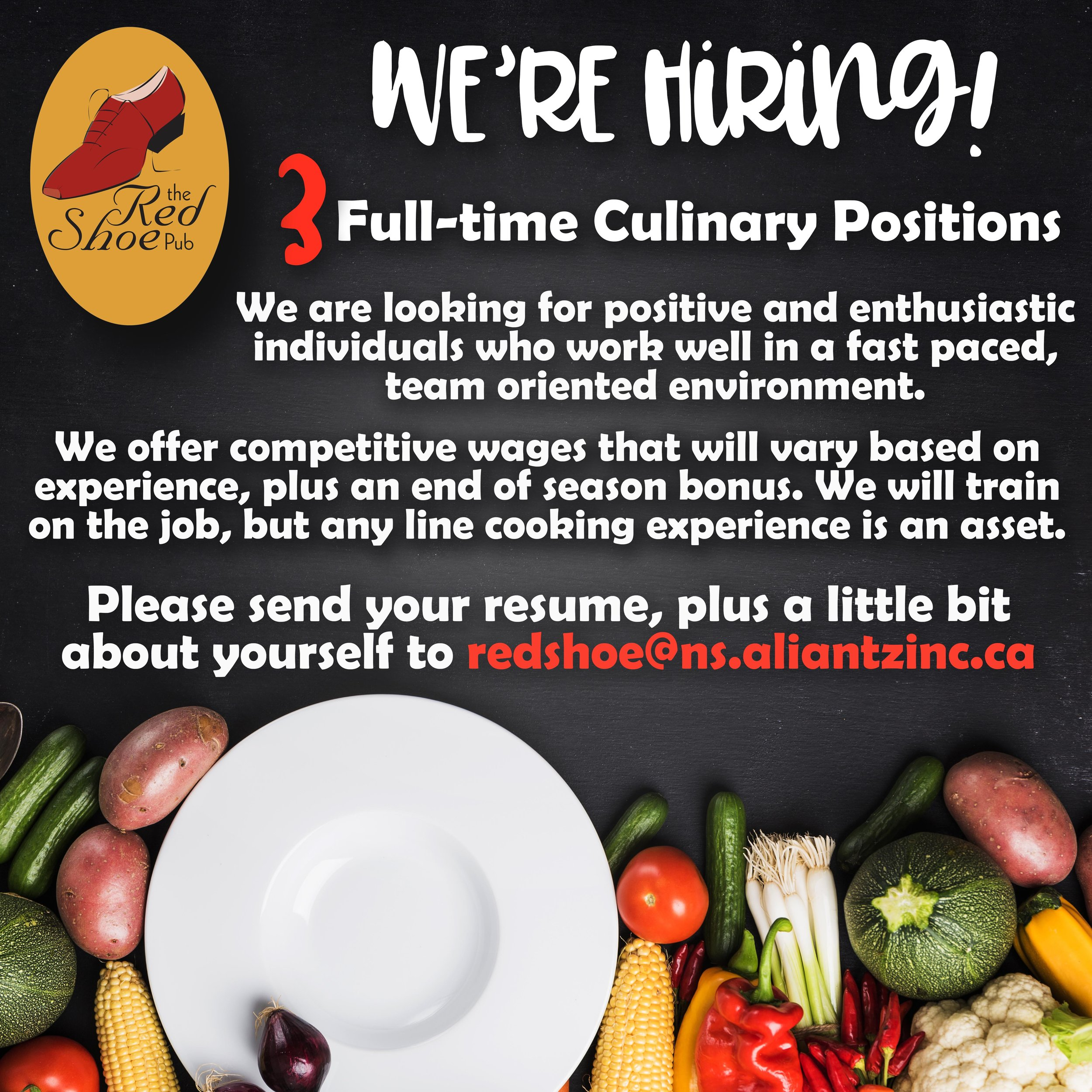 Red Shoe Kitchen Staff Ad.jpg