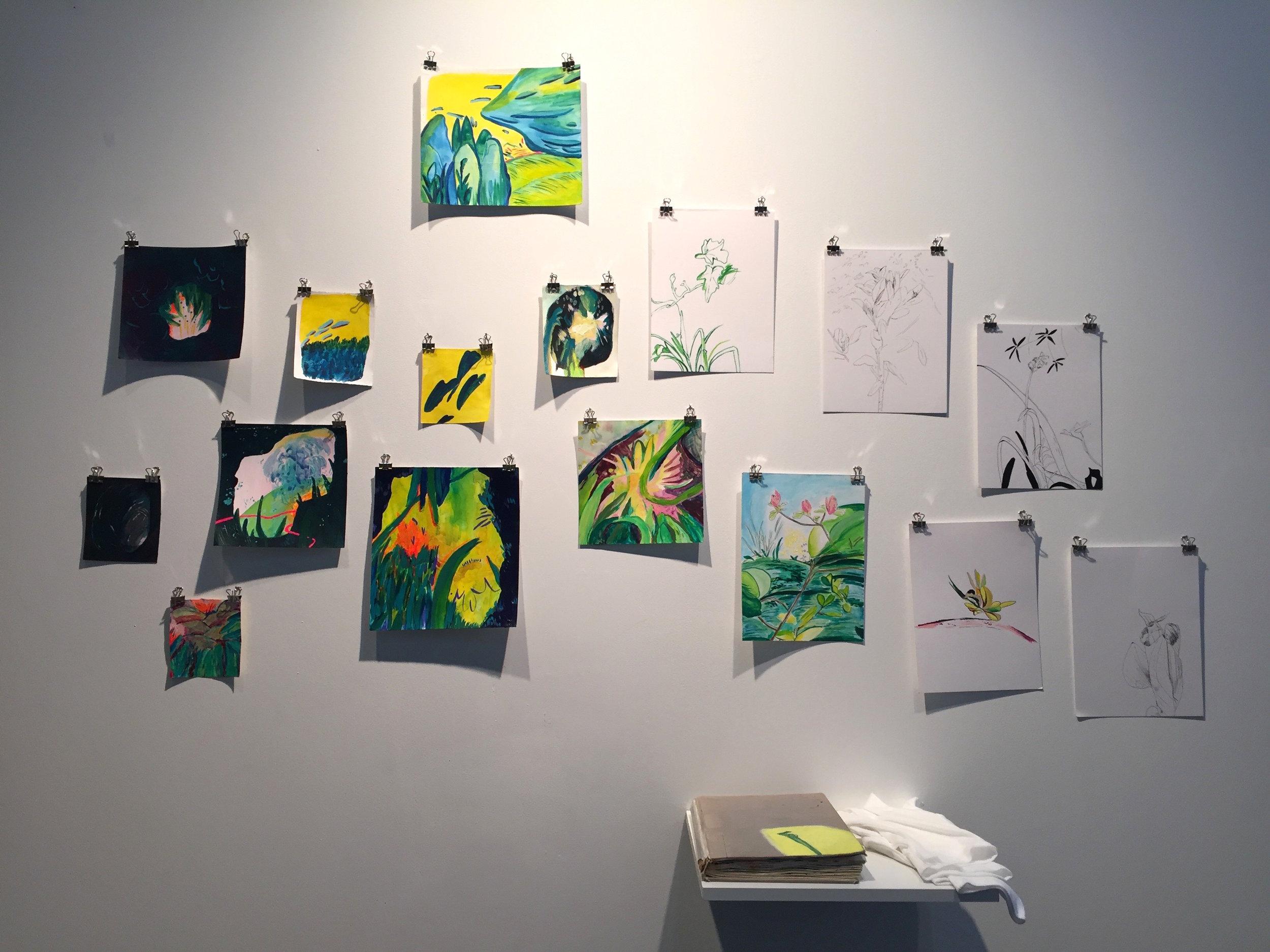 Terrault Gallery Class Exhibition