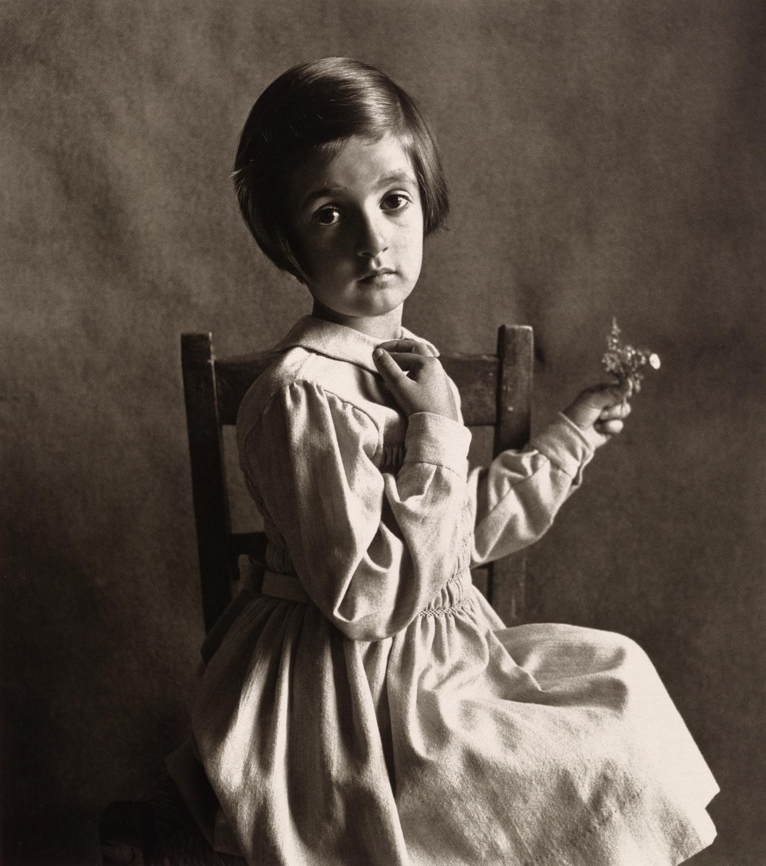 Child of Florence , 1948 Platinum-palladium print © Condé Nast
