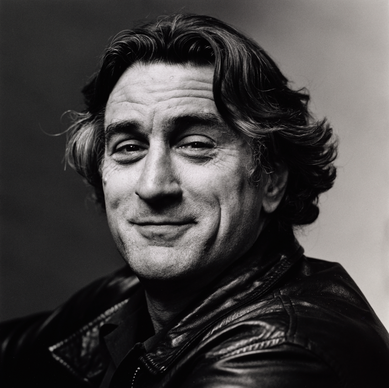 Robert De Niro , New York, 1993 Gelatin silver print © Condé Nast