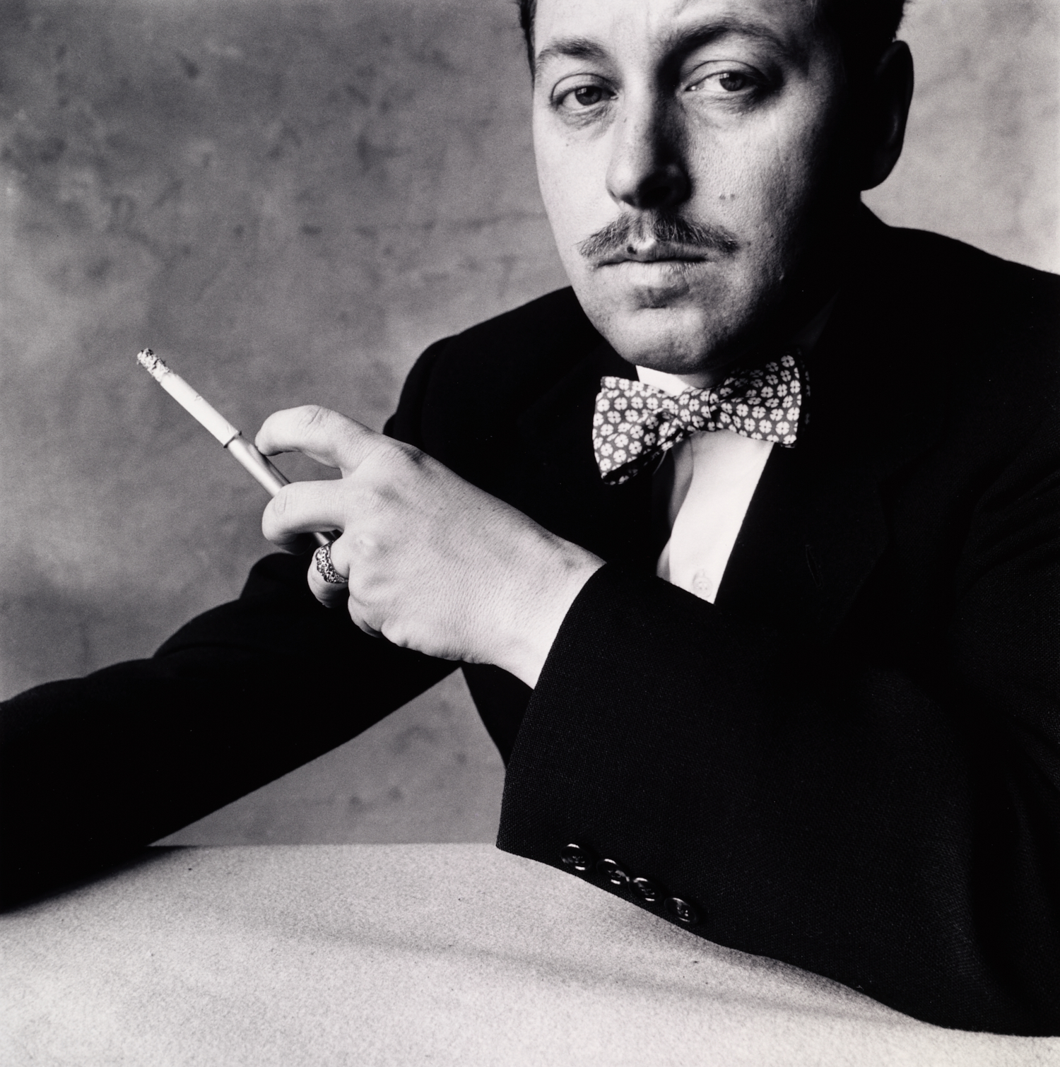 Tennessee Williams , New York, 1951 Gelatin silver print © Condé Nast