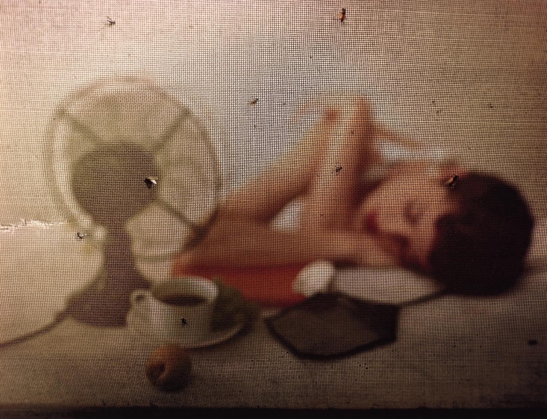 Summer Sleep , New York, 1949 Dye transfer print © Condé Nast
