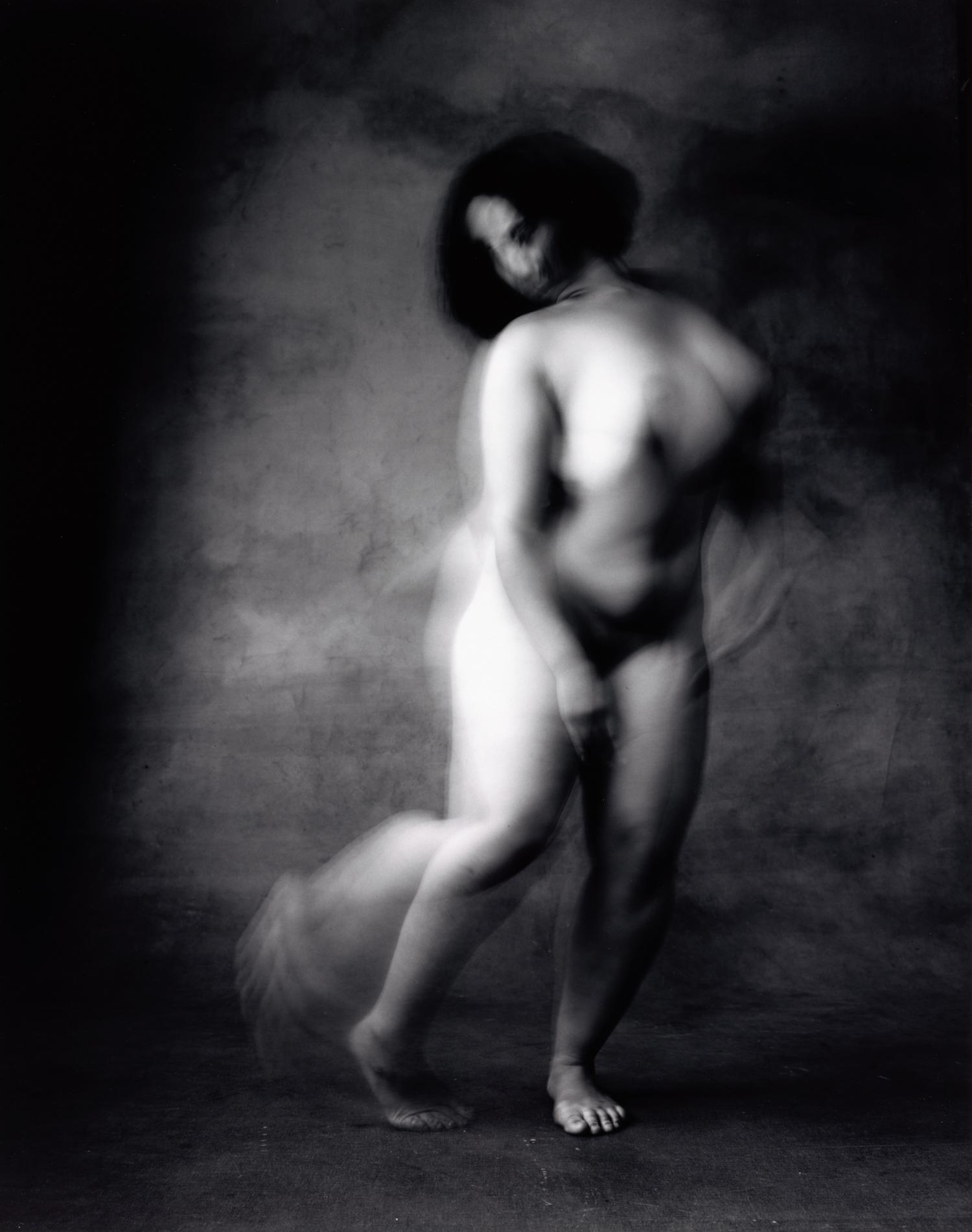 Alexandra Beller (OO) , New York, 1999 Gelatin silver print © The Irving Penn Foundation