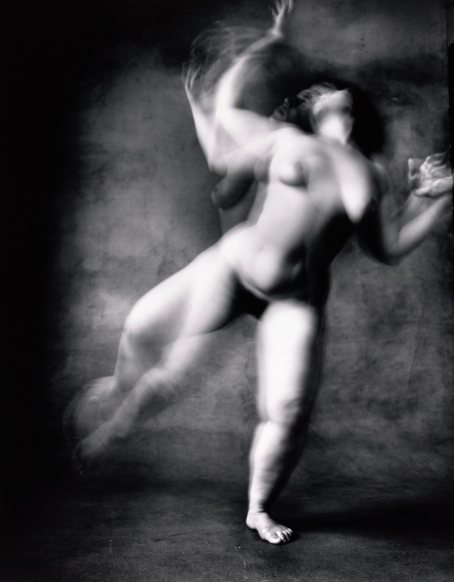 Alexandra Beller (NN) , New York, 1999 Gelatin silver print © The Irving Penn Foundation
