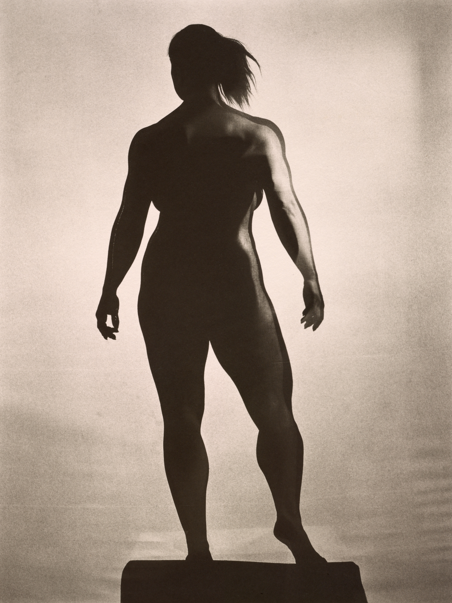 Large Woman (Nursel) , New York, 1997 Platinum-palladium print © Condé Nast