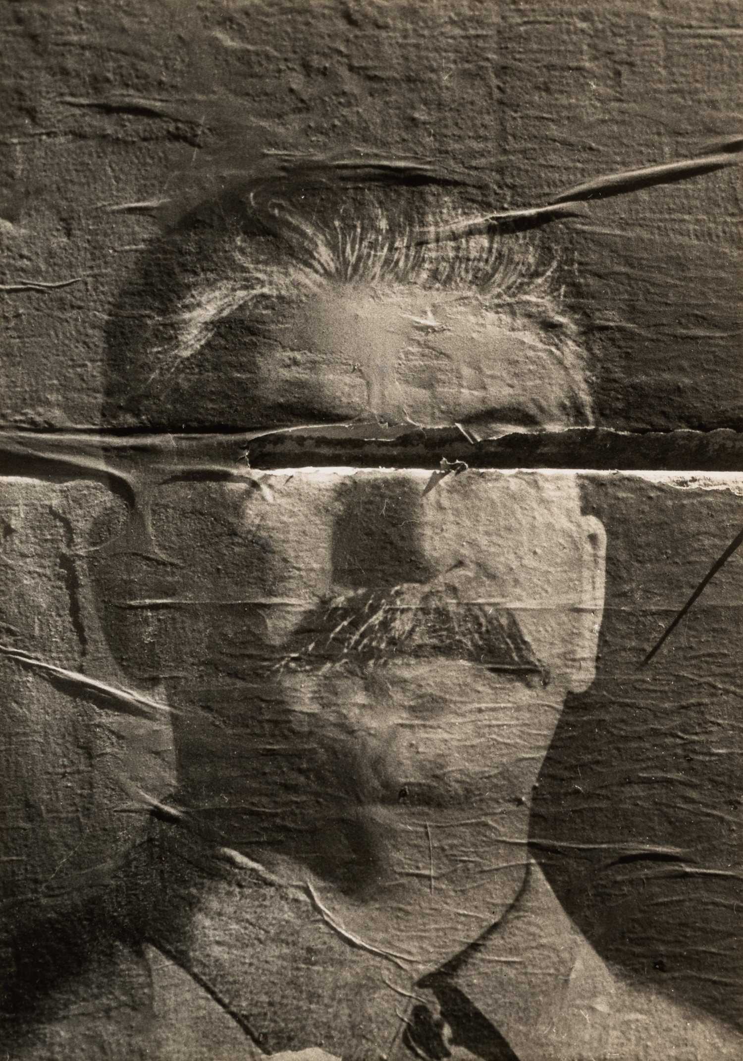 Stalin , Udine, Italy, 1945 Gelatin silver print © The Irving Penn Foundation