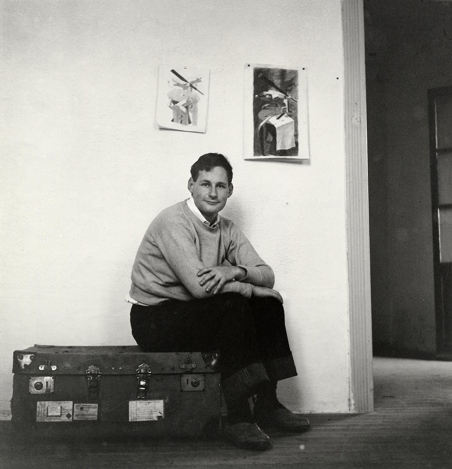 Nonny Gardner Penn ,   Irving Penn , Mexico, 1942. © The Irving Penn Foundation
