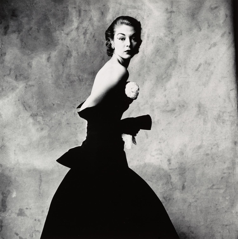 Woman with Handkerchief (Jean Patchett) , New York, 1951 Gelatin silver print © Condé Nast