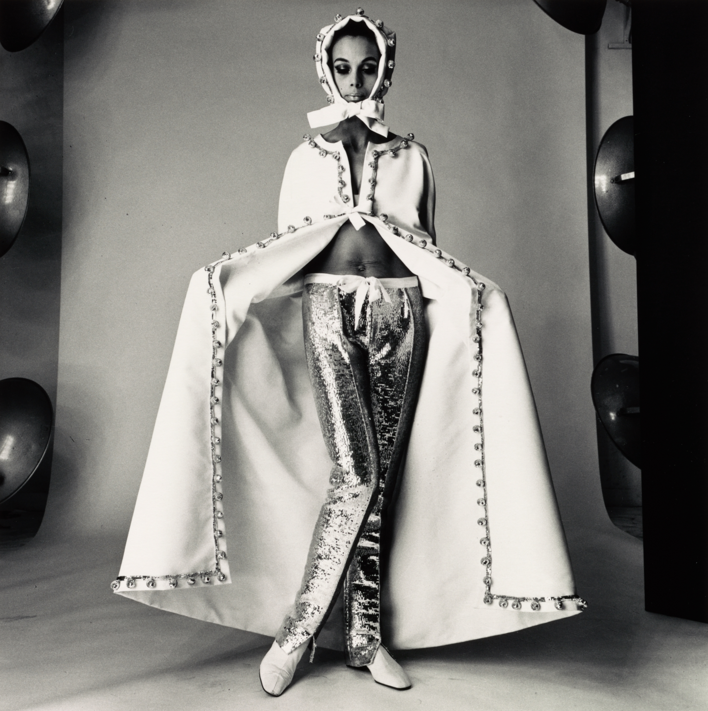 Courrèges Fashion , Paris, 1964 Gelatin silver print  © Condé Nast