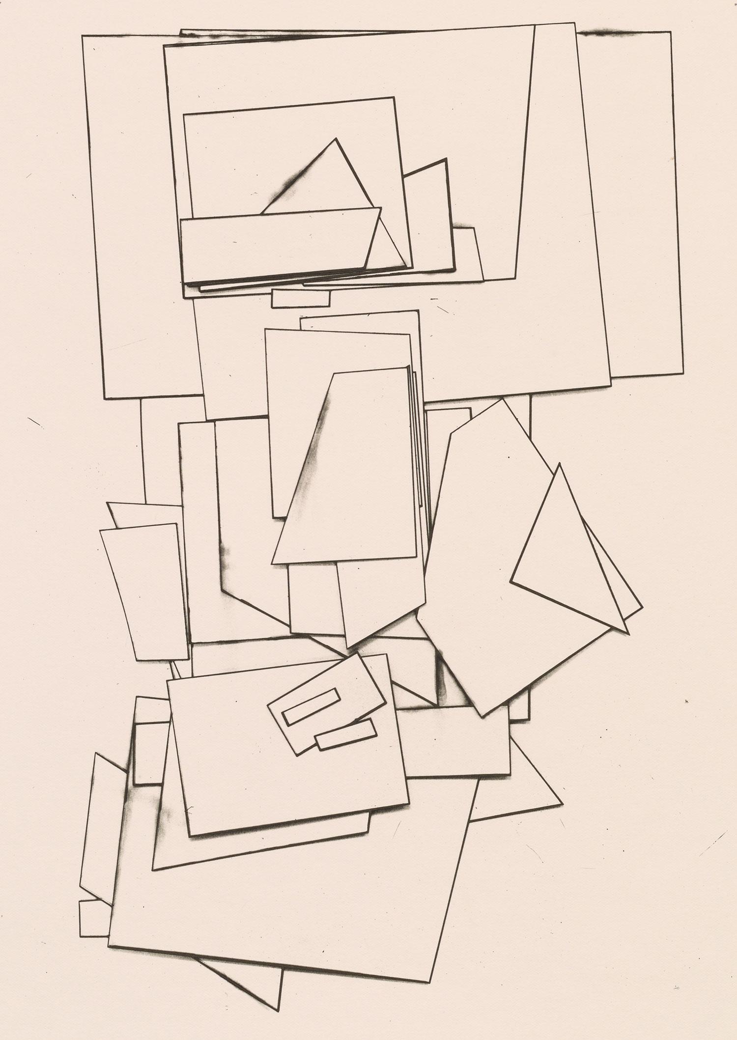 Irving Penn,  Cards 2 , New York, 1966. Platinum-palladium print. © The Irving Penn Foundation