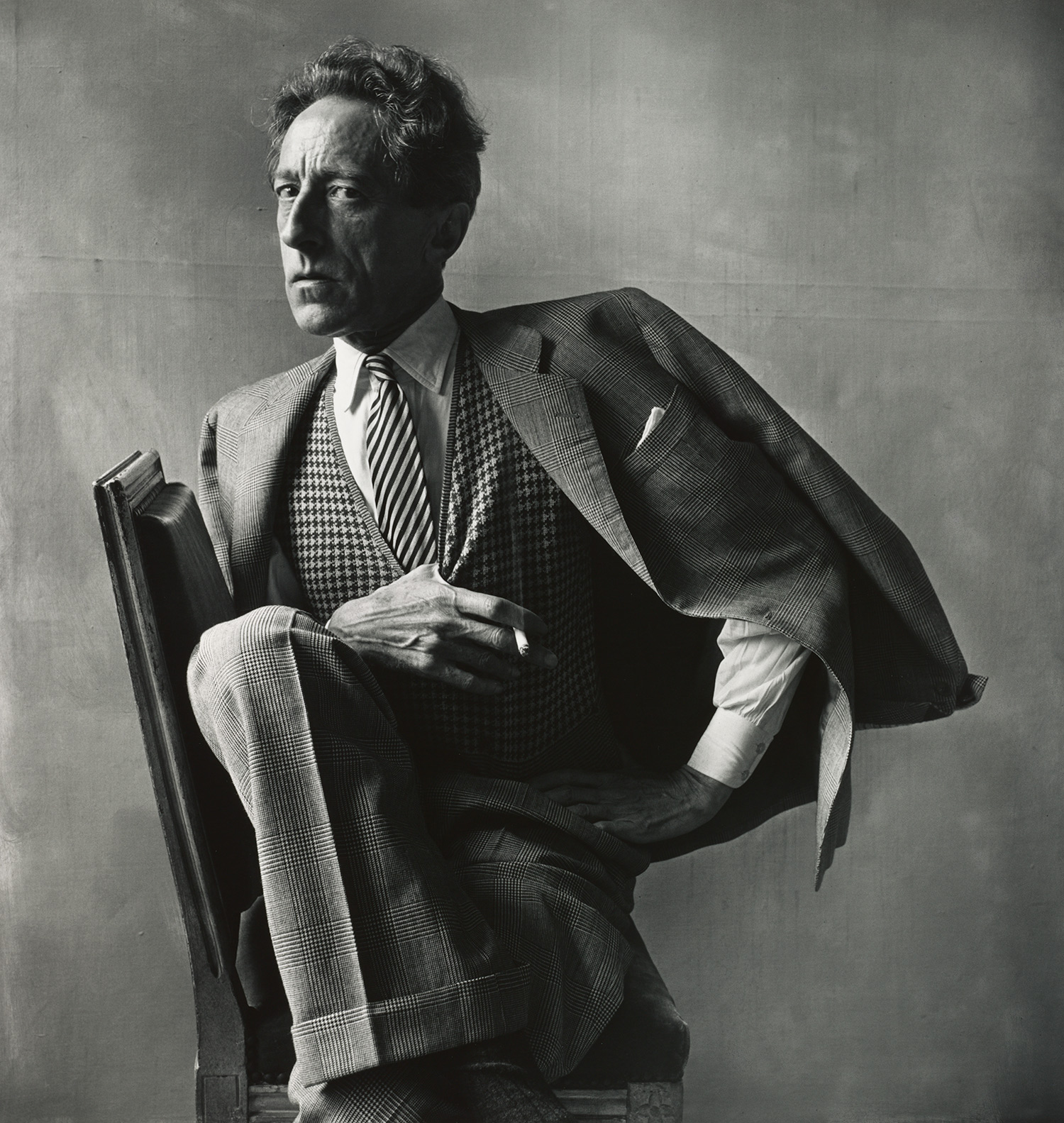 Jean Cocteau (1 of 3) , Paris, 1948  © Condé Nast