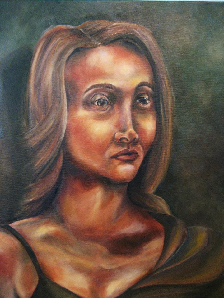 16x20 Self Portrait - Brenna McGee.jpg