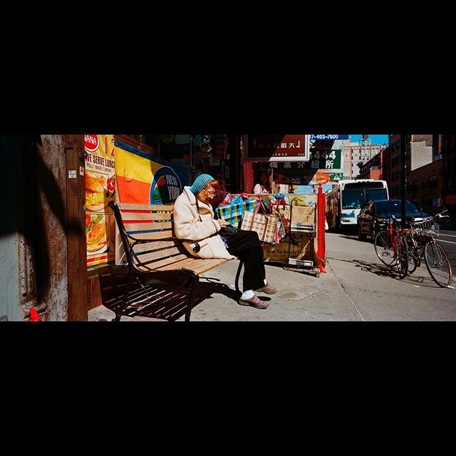 Chinatown on #film