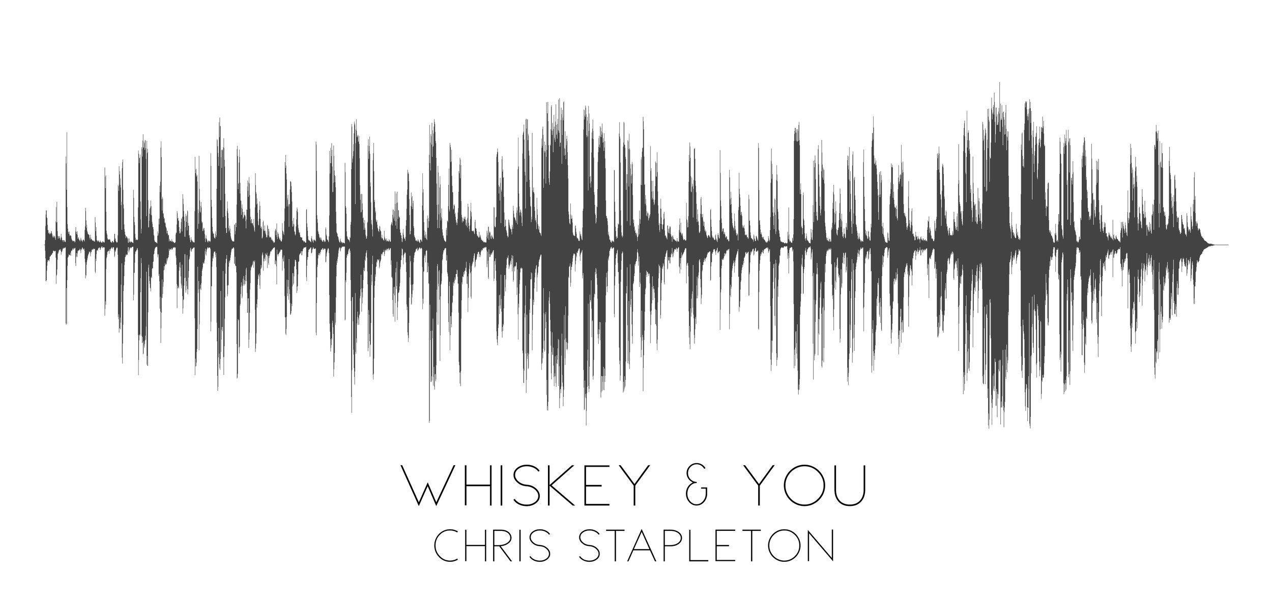 Chris Stapleton - Whiskey & You.jpg