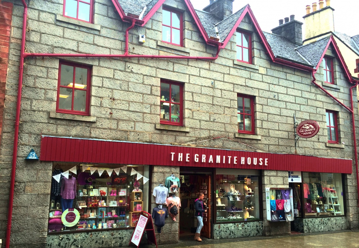 """The Granite House - The Granite House has been serving locals and visitors to Fort William since 1977.As a family business we like to put quality service first. This was recognised a few years ago when we won the prestigious """"Best Gift Shop in Scotland"""" award. We have always tried to stock interesting and unusual gifts and this is reflected in each of our departments. We have both traditional and contemporary jewellery and watches. On trend, home and kitchen ware. Funky and fun novelty gifts. So whether you are here to purchase something you left behind after visiting us or you have stumbled upon us for the first time today you're sure to find some fantastic goodies and service with a smile!You can find them online here"""