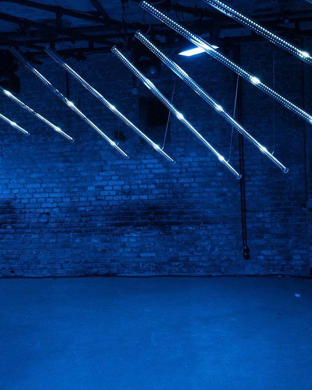 dreaminc x @prsmc light installation, scopes berlin 2018 #dreamincdesign