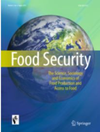 Input constraints to food production: The impact of soil degradation    Food Security  March 2015   Comprehensive soil conservation practices are required to respond to multiple problems of soil degradation if the world is to be able to feed more than 9bn people by 2050.