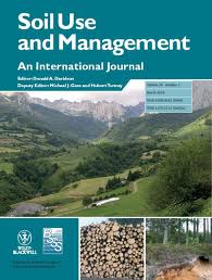 A review of the impacts of degradation threats on soil properties in the UK    Soil Use and Management  September 2015   National governments are becoming increasingly aware of the importance of their soil resources & shaping strategies accordingly.