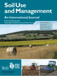 Soil structural degradation in SW England & its impact on surface-water runoff generation    Soil Use and Management, 2013   Investigations 2002- 2011 identified soil structural degradation to be widespread in SW England with 38% sufficiently degraded to produce enhanced surface‐water runoff.