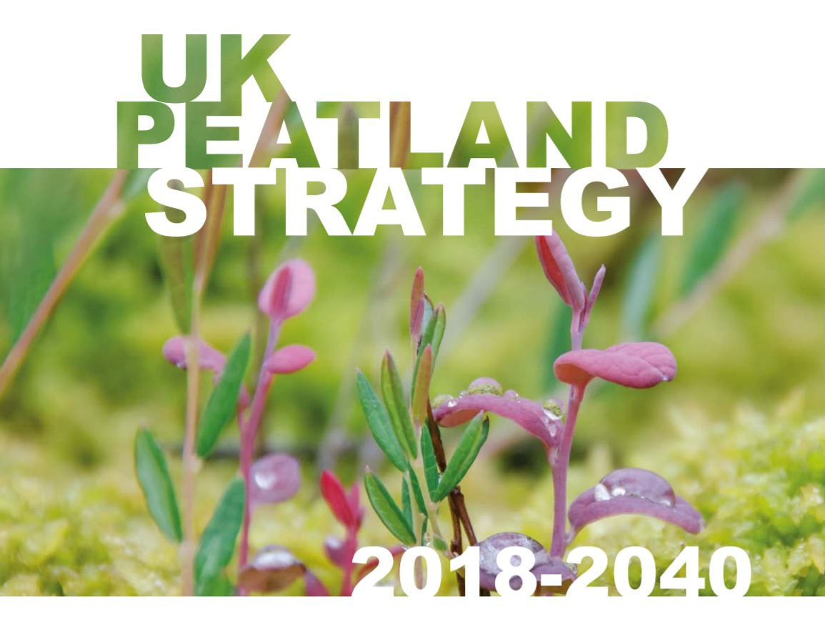 UK Peatland Strategy 2018-2040    International Union for the Conservation of Nature  April 2018   Peatlands are among the most valuable ecosystems on Earth and a stark example of how important our natural environment is to our wellbeing.