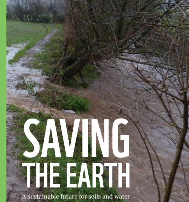 Saving the Earth: A sustainable future for soils and water    World Wide Fund for Nature  April 2018   Only 14% of rivers in England are classed as healthy. Poor farming and land management are among the main causes.