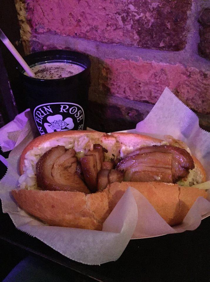 Pork Belly Po Boy - @killerpoboys