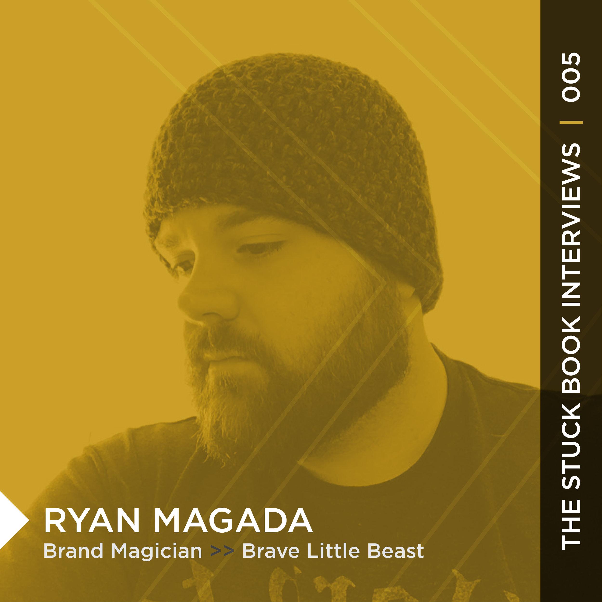 Ryan Magada