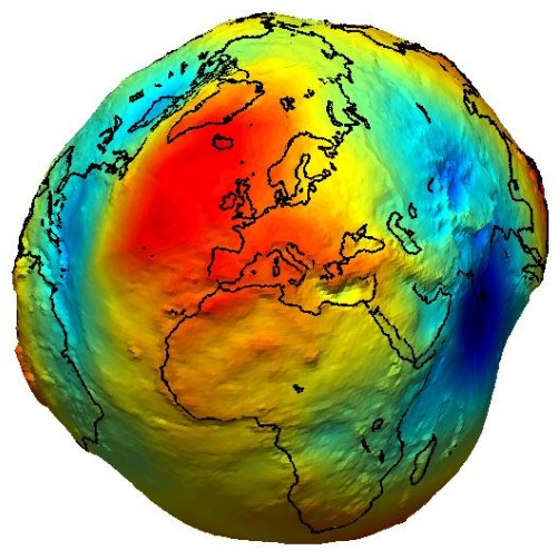 Most Ground Control Points Use the WGS84 Geoid for Aerial Survey Projects