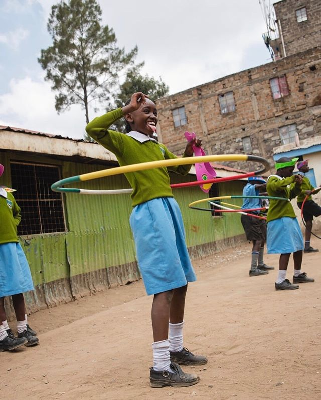 Loving these happy photos from a friend who took #hoolaforhappiness #travelhoops to #kenya on a #missiontrip ⭕️⭕️⭕️⭕️⭕️ . . . #spreadjoy #joytotheworld #hoopdance #circlesmaketheworldgoround #littlehoopers #hooplove #circleoflife #hoopgames #danceministry #youthministry #youthministrygames #dosmallthingswithgreatlove 💖💖💖🙏🙏🙏