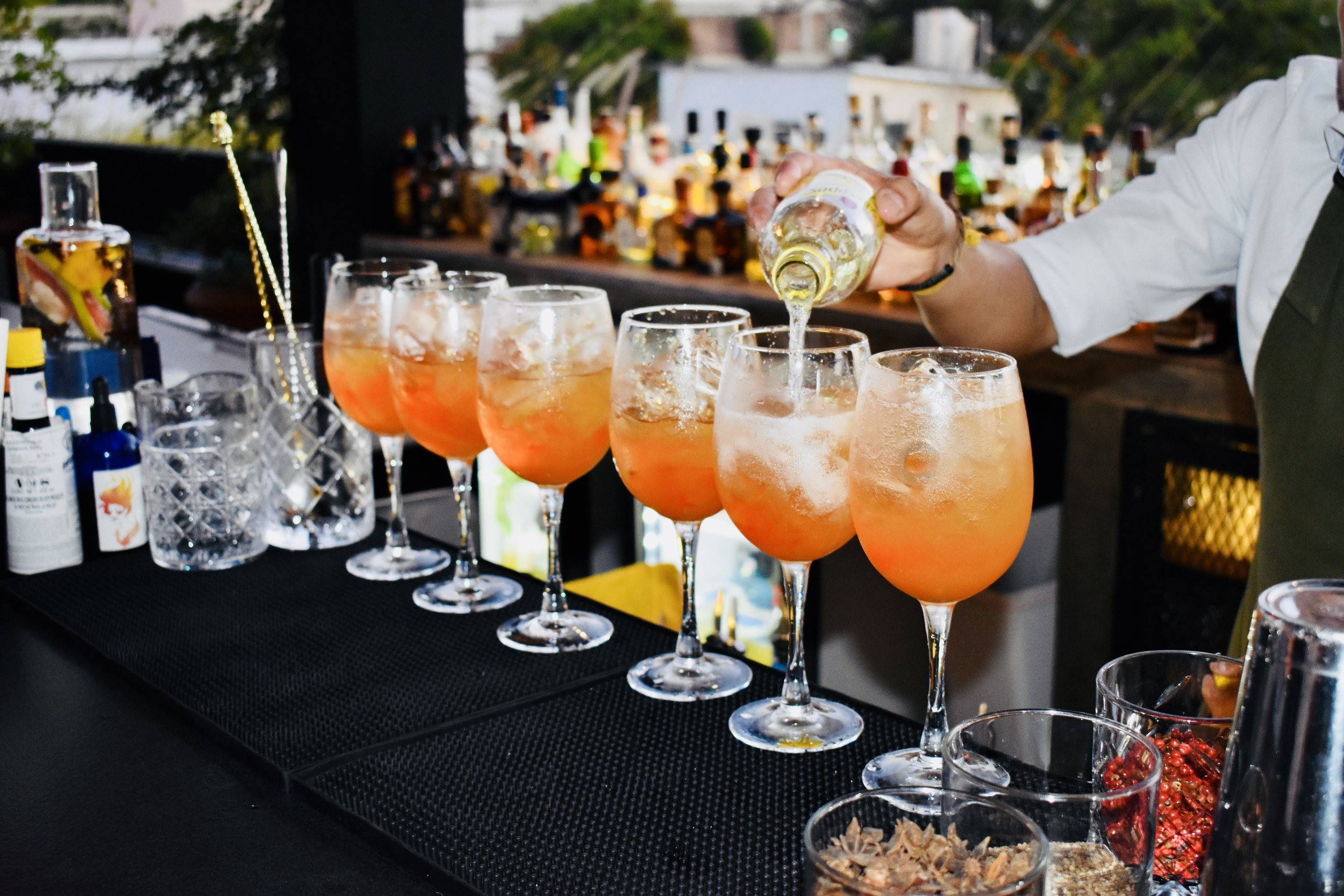 Photography: Vivid Occasions  Venue: Dalton Gin Bar