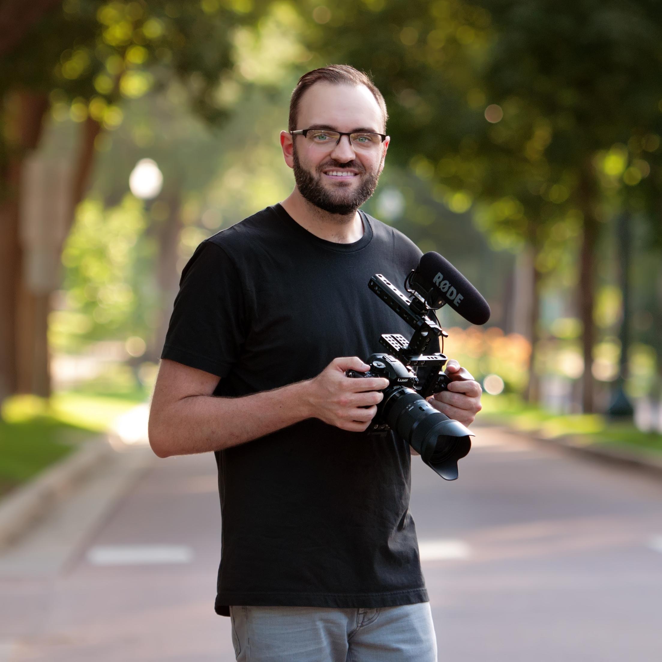 Craig Weflen - Owner + Filmmaker