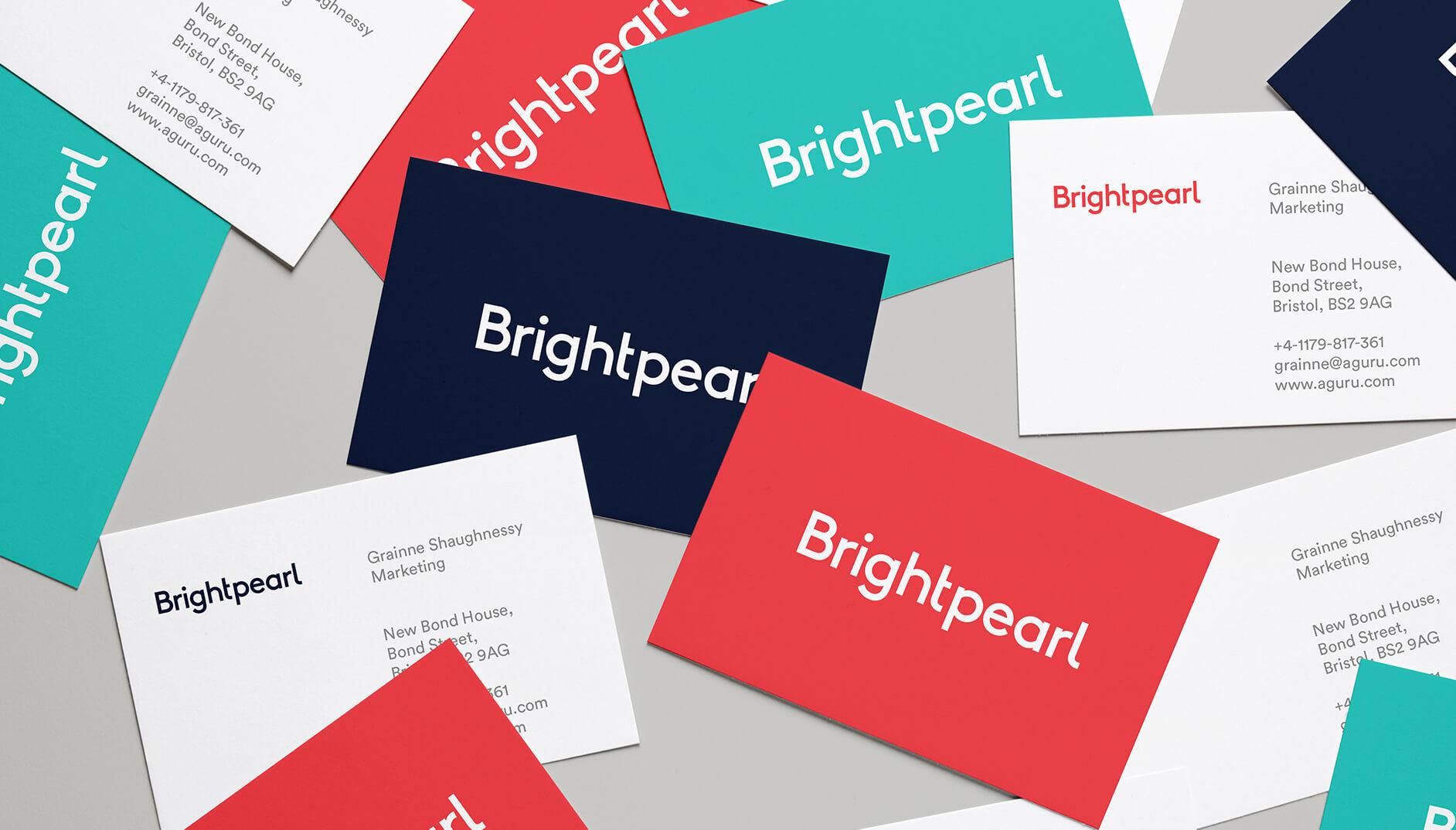 Brightpearl   Brand, Digital, Marketing, Creative