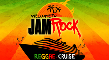 Welcome to Jamrock logo