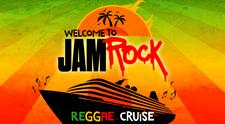 Welcome to Jamrock Reggae Cruise logo