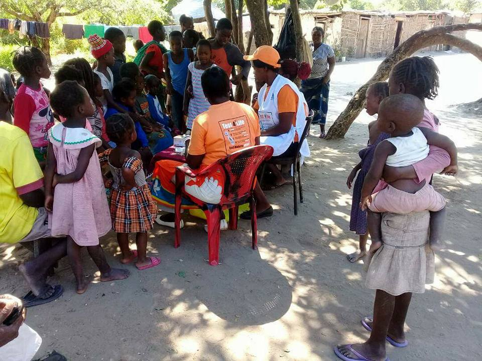 Kazungula District celebrated World Malaria Day with a mass test and treat campaign, intensified social behaviour change and communication for malaria, and malaria data quality verification exercises at community and facility levels. -