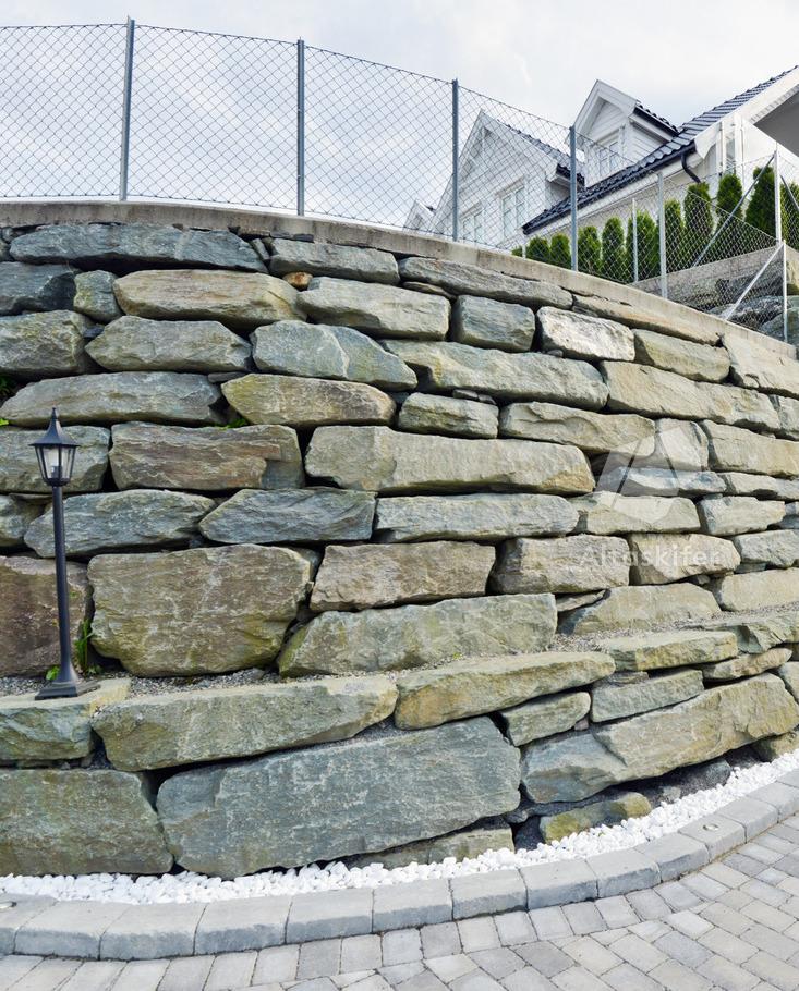 Natursteinsmur