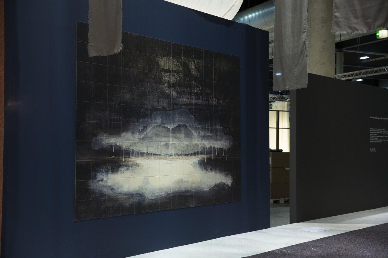 Innstallasjon utført av kurator og billedkunstner, Aina Solli Steen for Nordic Living Foto: Jorunn Tharaldsen