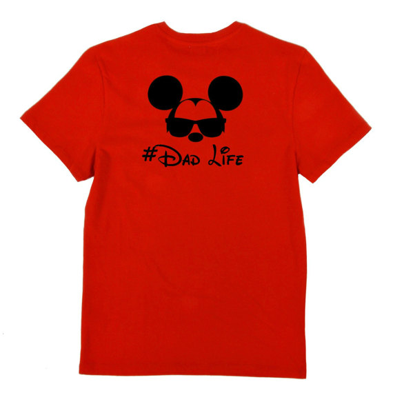 Disney Dad Life Shirt