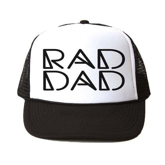 Rad Dad - Dad Trucker Hat