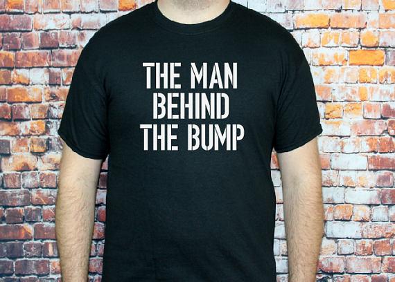 Dad Shirts - The Man Behind the Bump