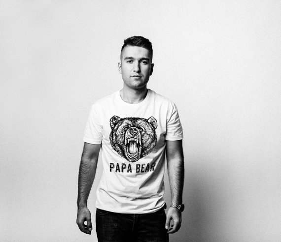 Dad Shirts - Papa Bear