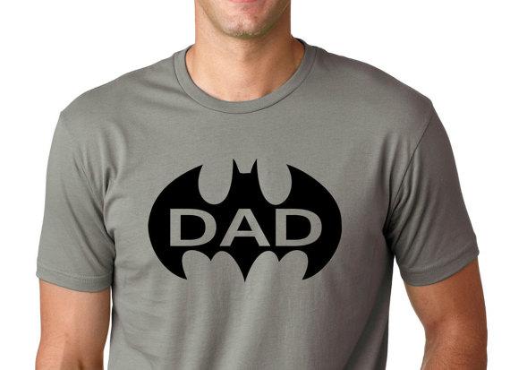 Batman Dad Shirt