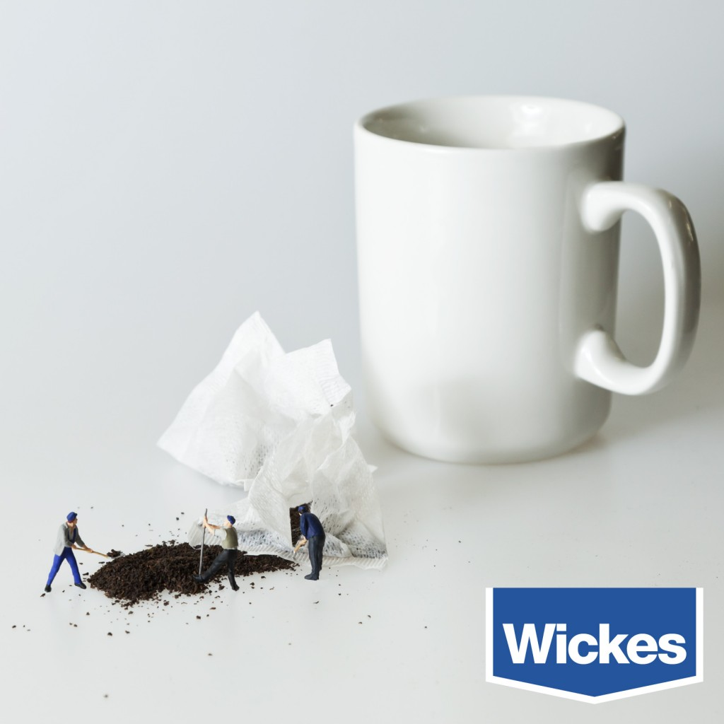Wikes: Teatime Builders   Role: (Photogray/Design)