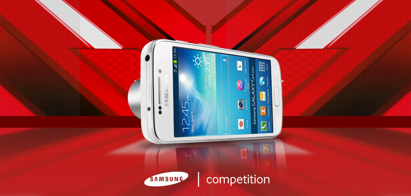 Samsung: X Factor Competition   Role:Role: (Photography/Design)