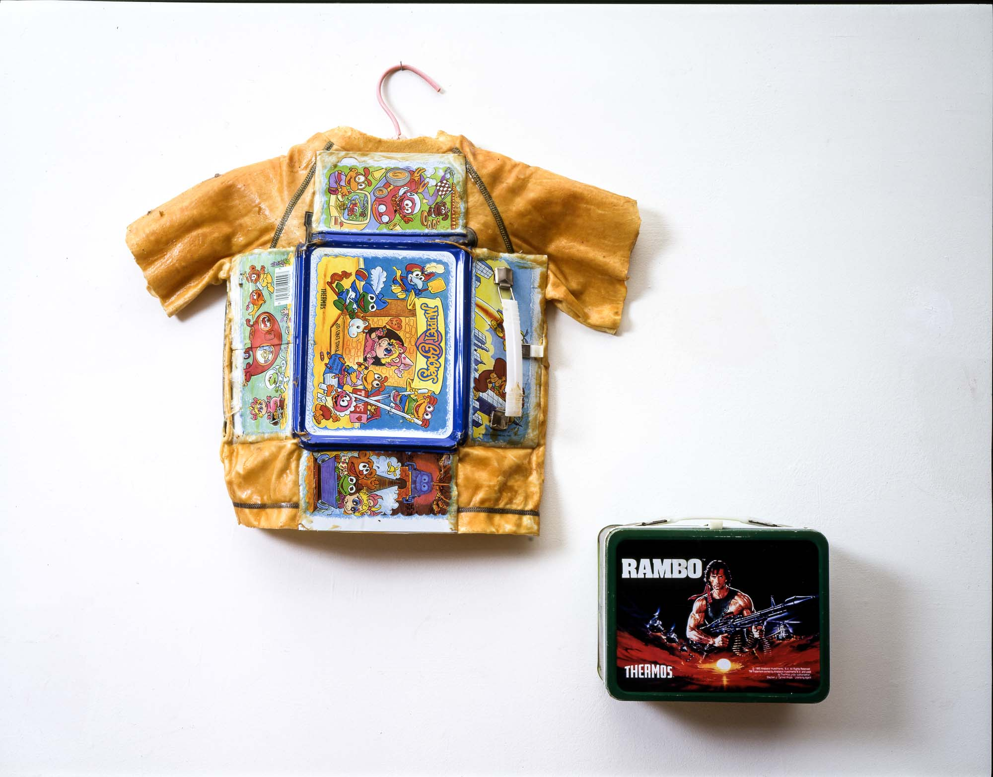 Lunchbox Vest, 1995.