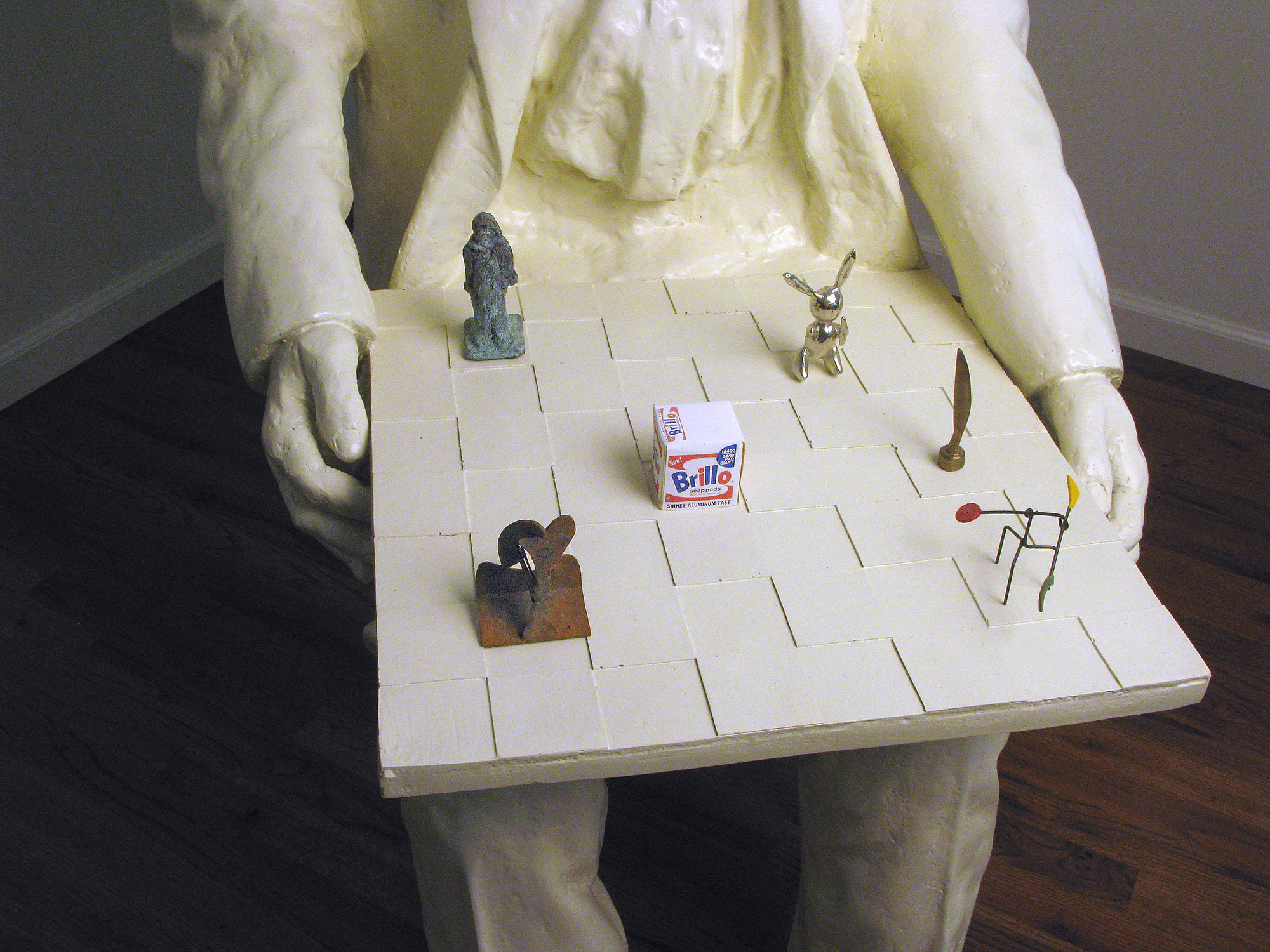 The Democracy of Objects (Detail)