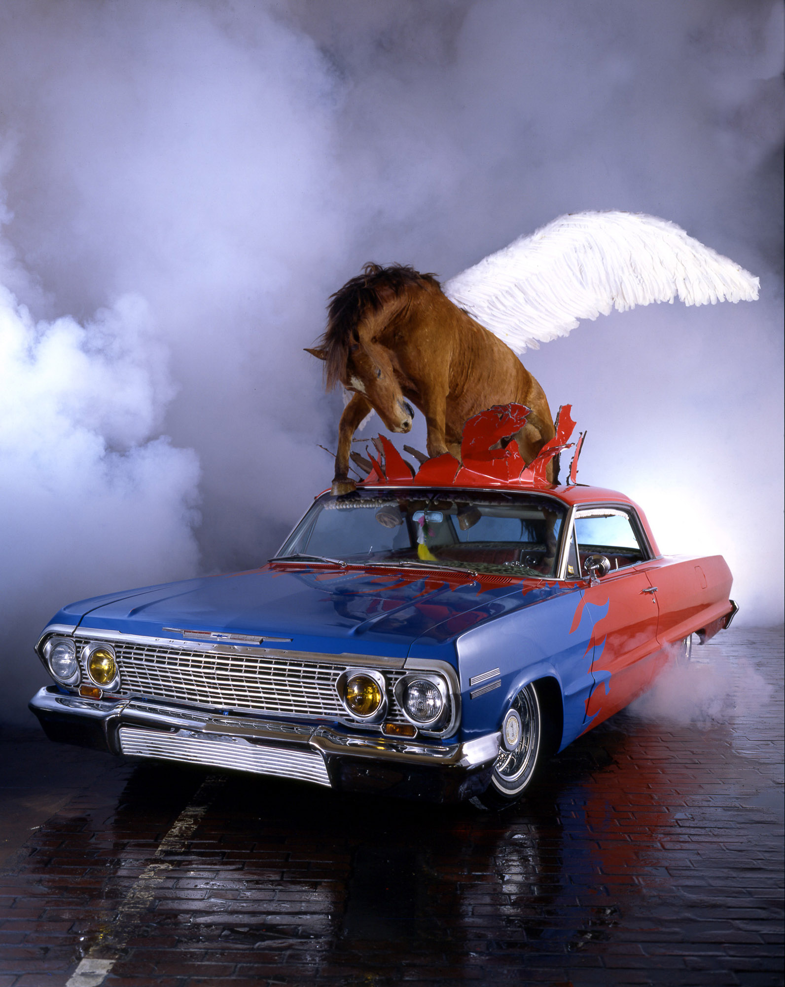 Pegasus, 1983