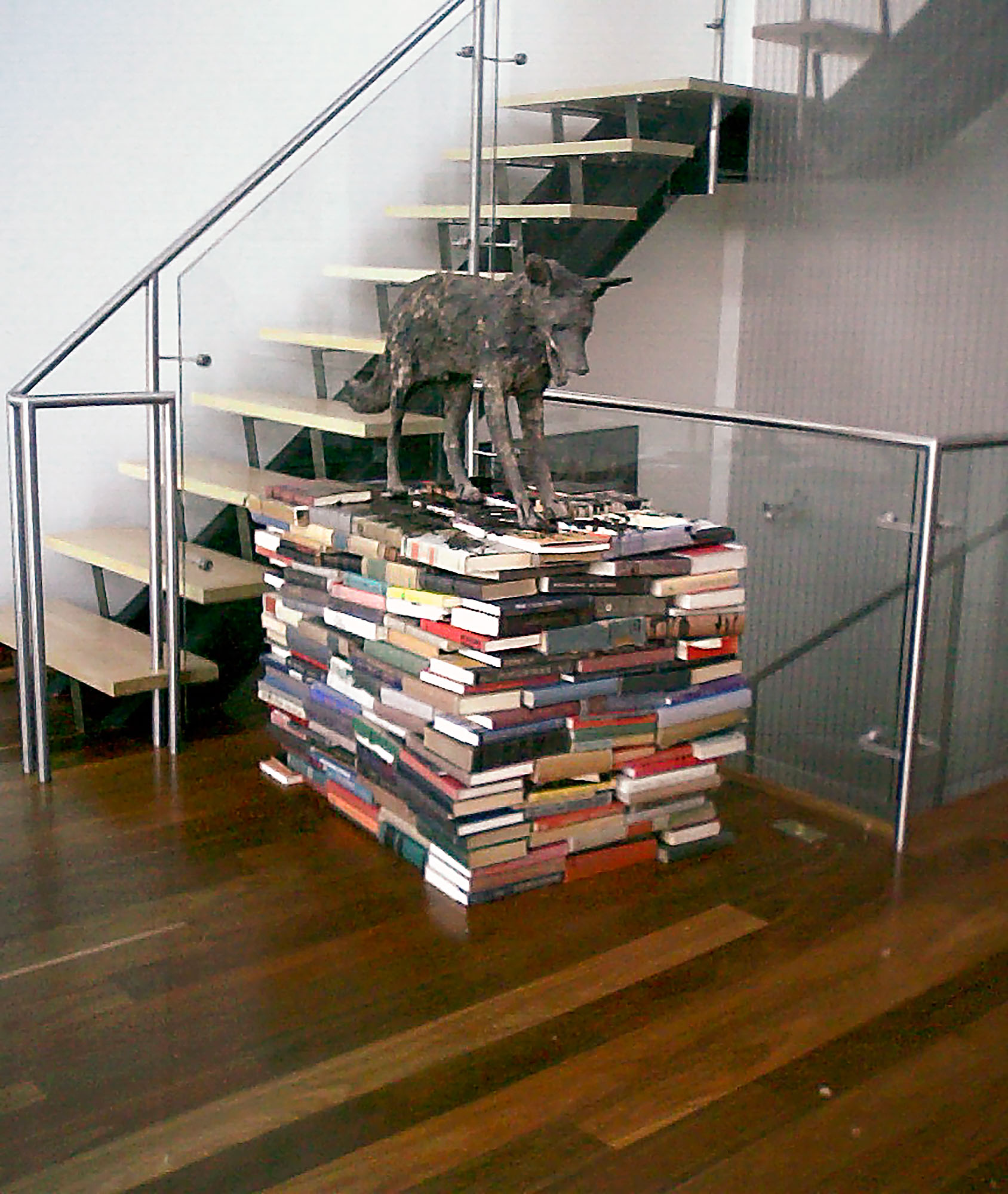 Coyote on Books, 2002.